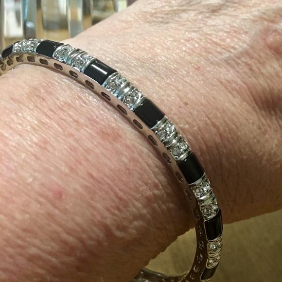 QVC Jewelry - Jaqueline Kennedy Truman Bangle